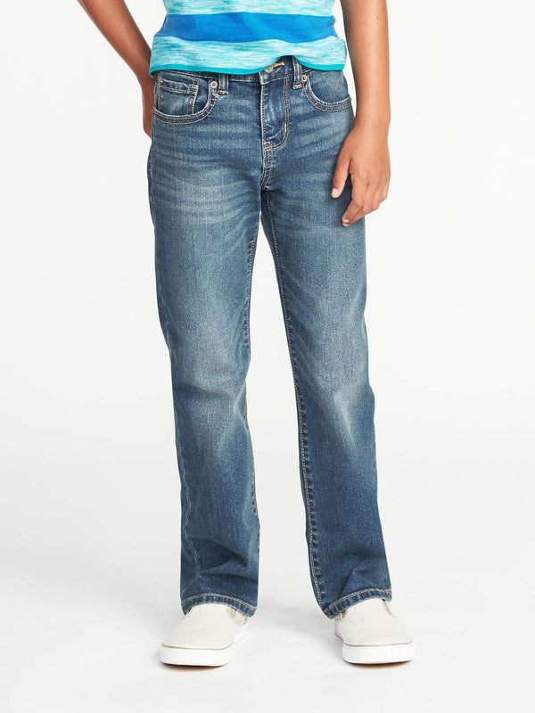 Jeans Flex Straight-LIGHT WASH