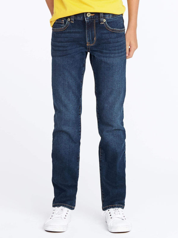 Basic Jeans-Flex Skinny-Dark Wash