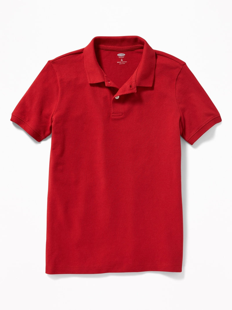Camisa Polo Uniform Pique Polo New-RED TAPE