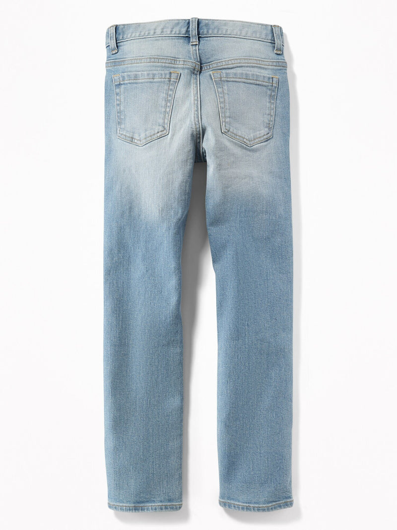 Fashion Denim-Flex Skinny - Ethan-Light Destruct