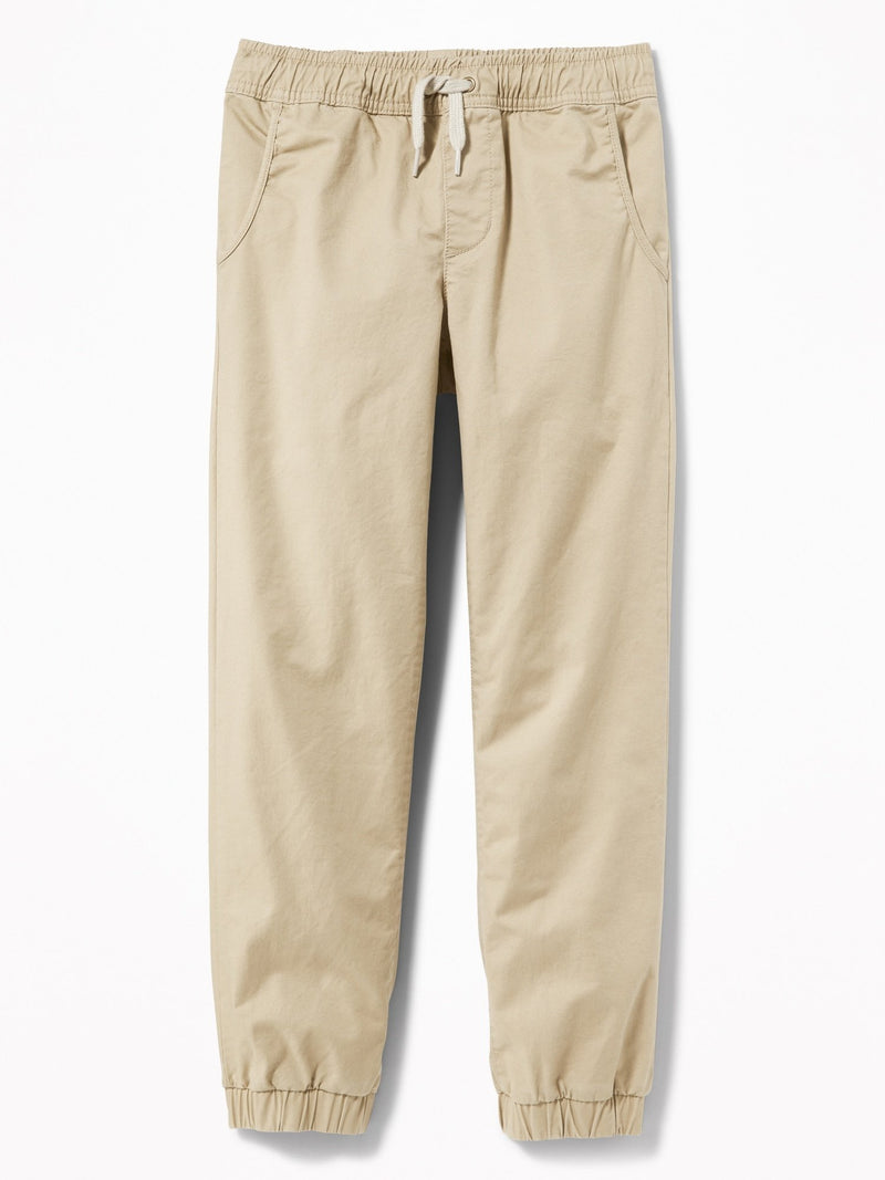 ON Pantalón Built-In Flex Twill Joggers For Boys - Shore Enough