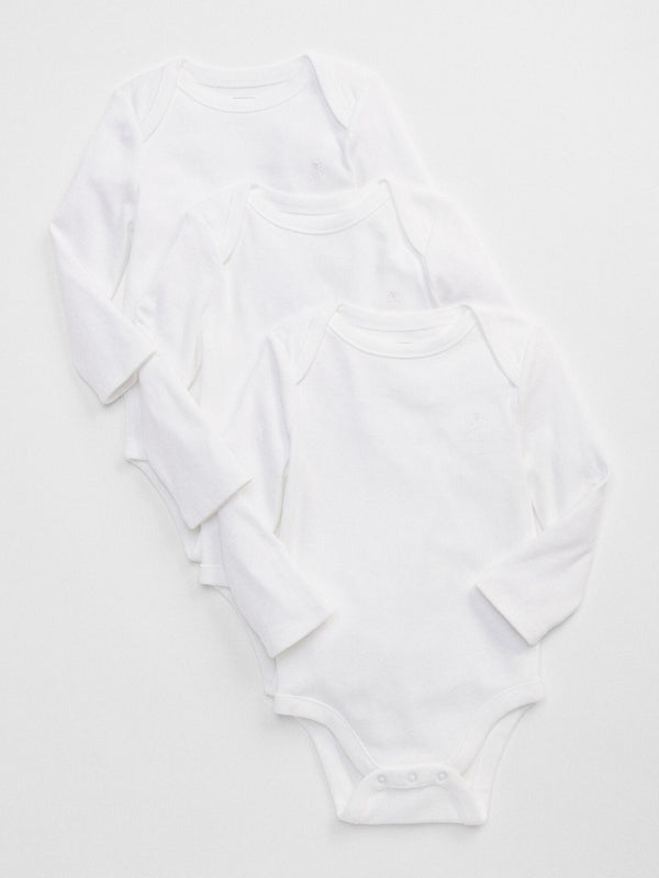 Bodysuit-3Pk White-OPTIC WHITE