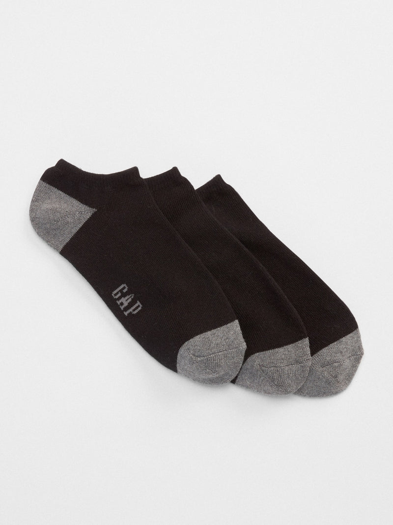Gap Ankle Socks (3-Pack) - Multi