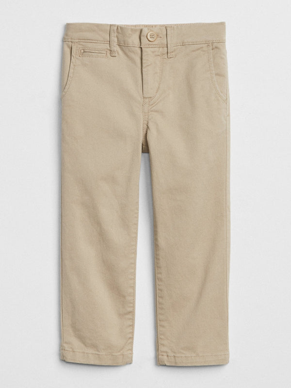 Pantalón Stretch Chino-KHAKI