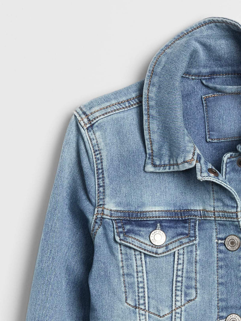 Jacket Denim-Light Indigo 1