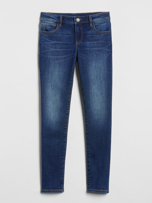 Denim - Supper Skinny - Dark Indigo