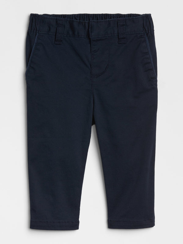 Pantalon - Stretch Chino - Azul