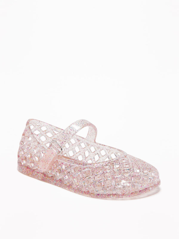 Zapato - Basket Jelly-Multicolor Glitter