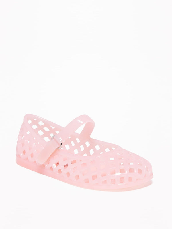 Zapato - Basket Jelly-Pink