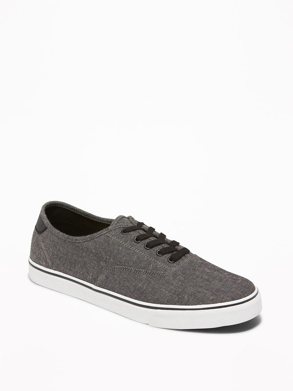 ON Lace-Up Sneakers For Men - Dark Chambray