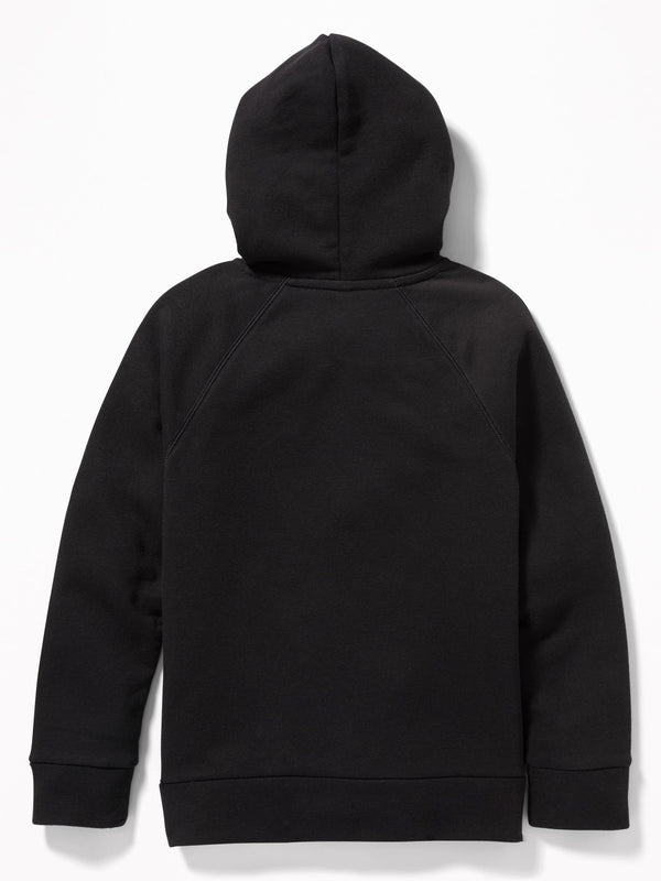 ON Sudadera Uniform Pullover Hoodie For Kids - Negro Jack