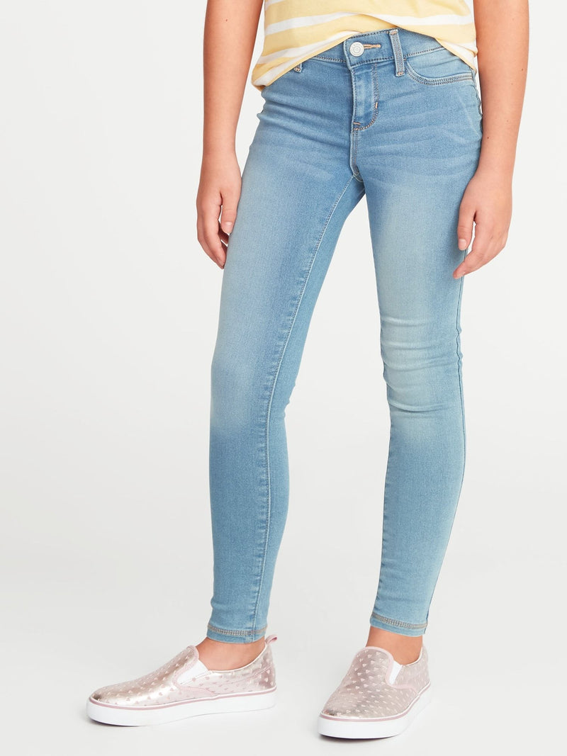 Jeans G Indigo Ballerina Jegging-LIGHT WASH