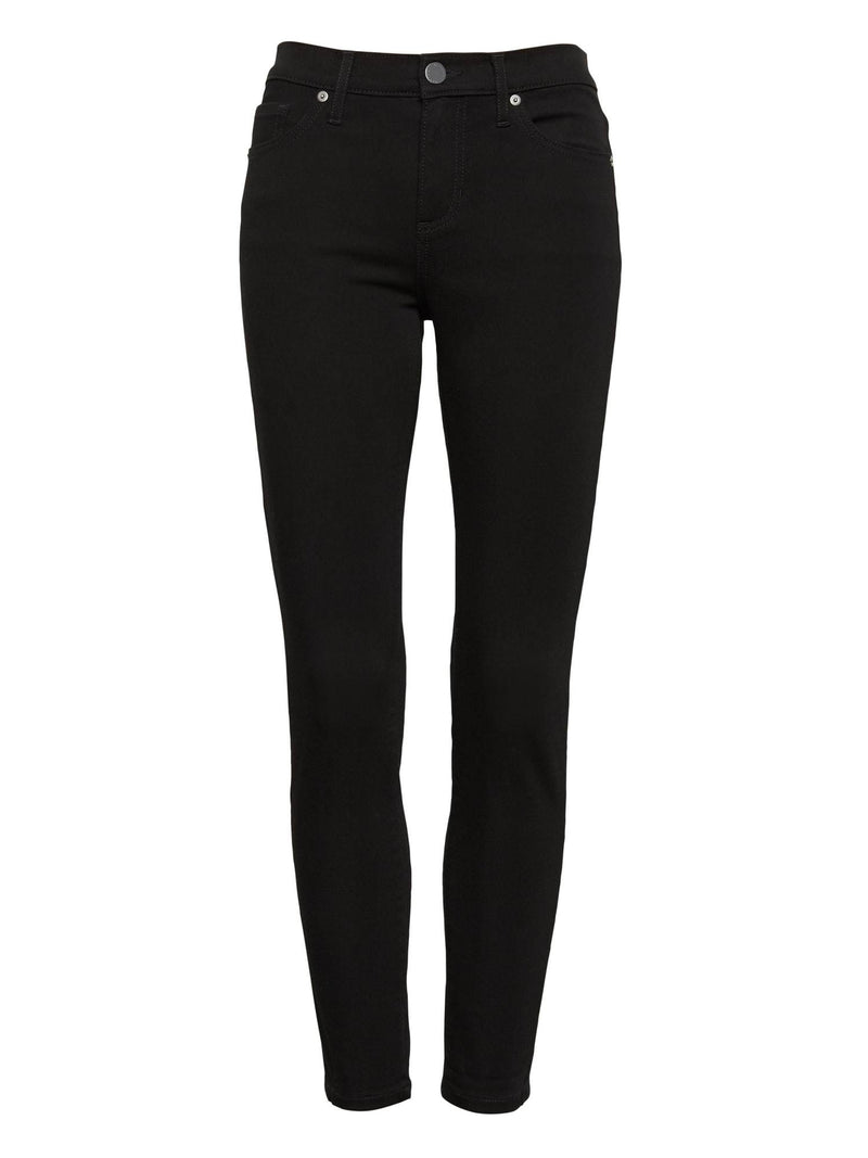 Pantalón 5Pkt/Denim-Mr Skinny Black Bistretch-Black