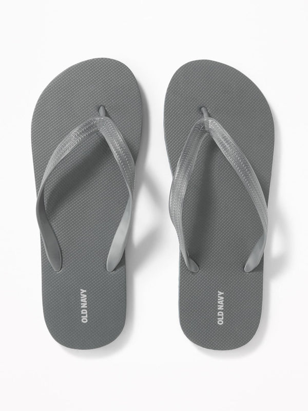 Zapato Classic Flip-Flops For Men - Greystone