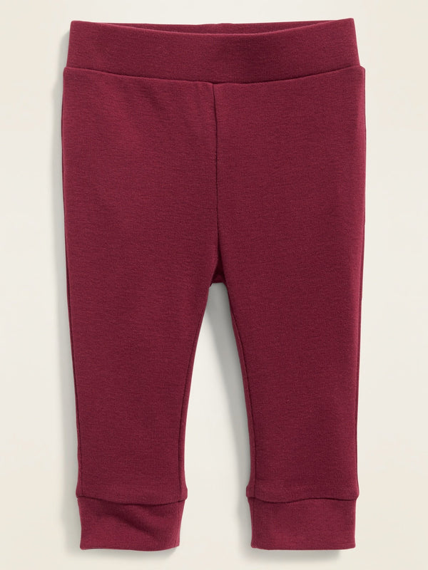 Pantalón Solid Value Legging -Wine Stain