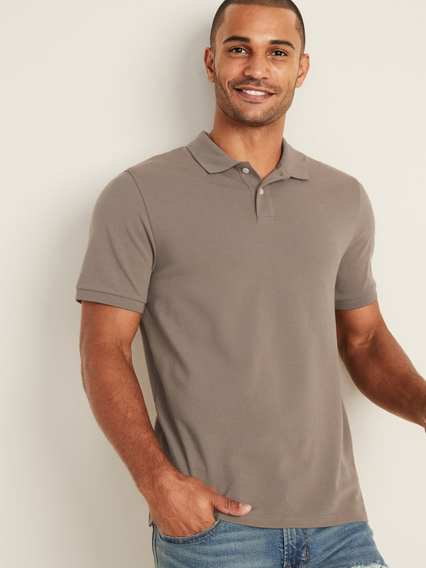ON Moisture-Wicking Pro Polo for Men - Barnswallow