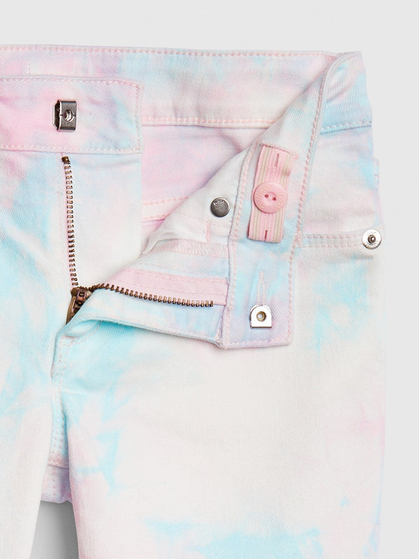 Denim Pant-COTTON CANDY