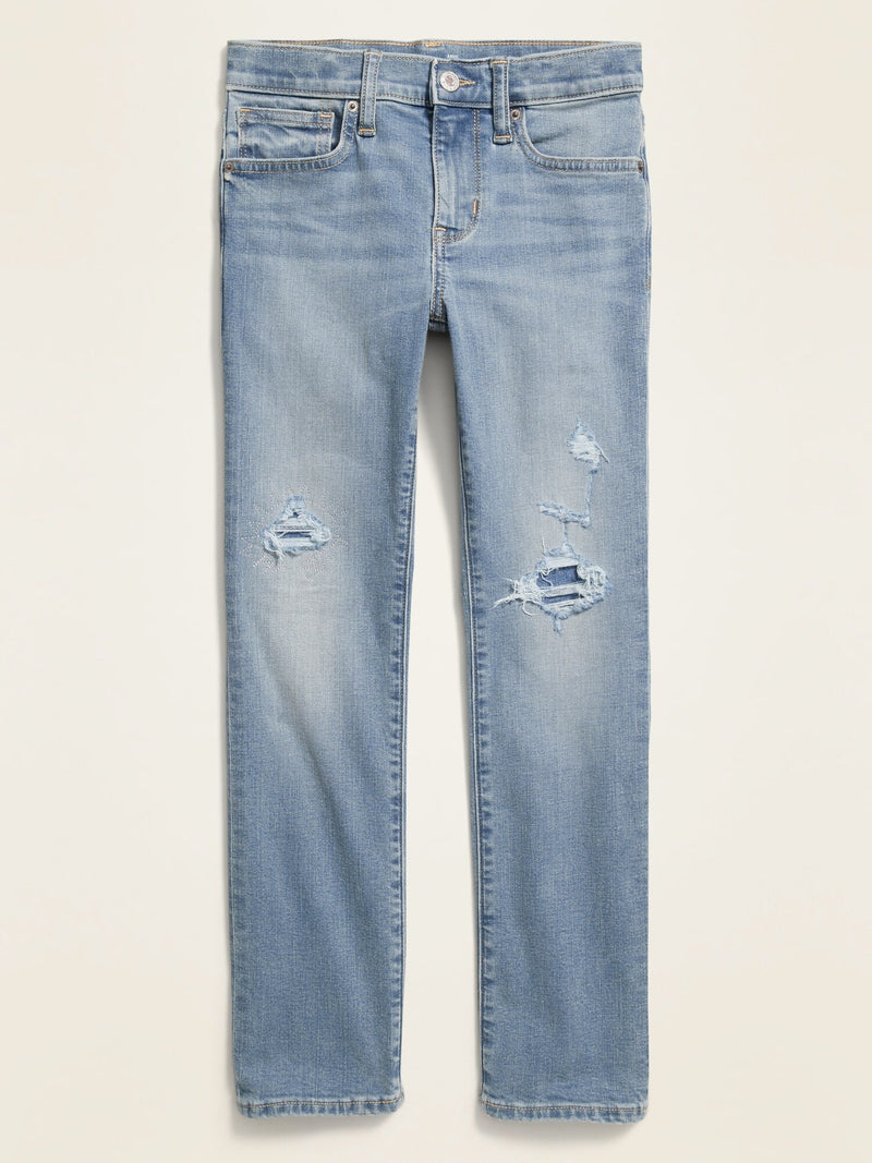 Fashion Denim-Karate Indigo Vintage Worn-Vintage Worn