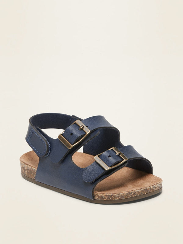 Sandalias Baby Earth -Navy