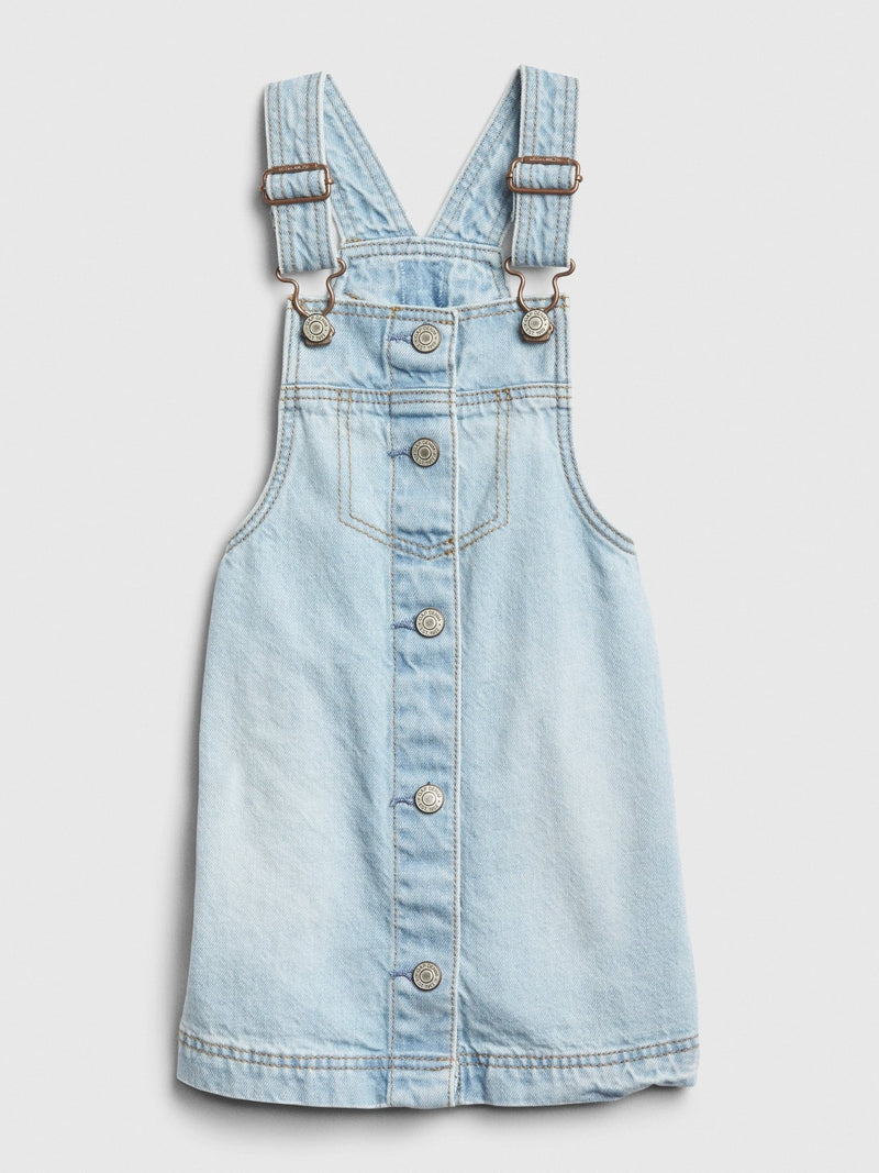 Vestido Denim Skrtl-LIGHT WASH