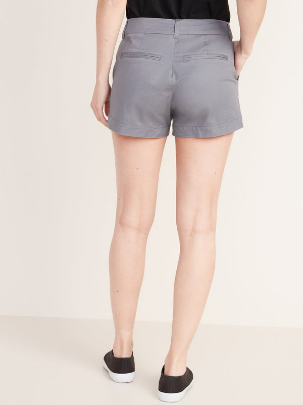 Shorts-Ed 3 Solids-Blank Slate