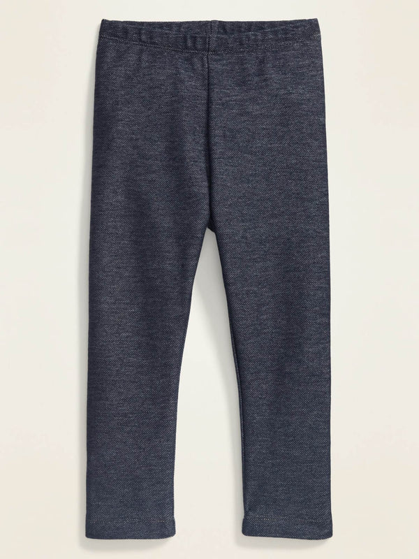 Pantalón Legging-Dark Denim