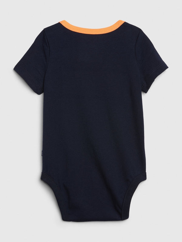 Bodysuit-NAVY UNIFORM