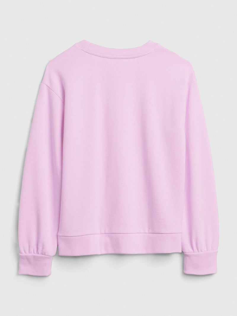 Sweater-LAVENDER PINK