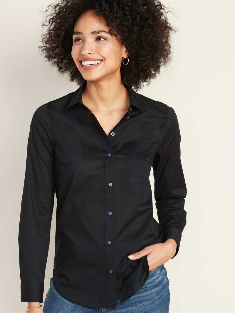 Camisa Manga Larga -BLACKJACK JAS