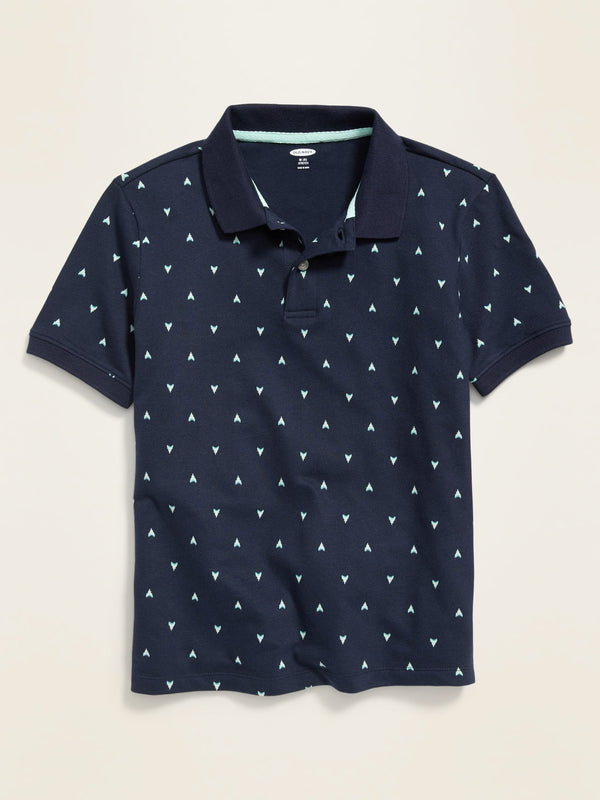 Camisa Polo Fash -In The Navy