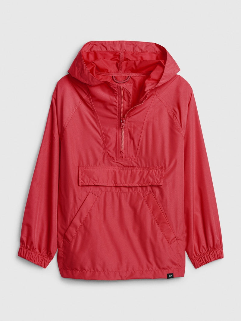 Jacket Anorak-PURE RED V2