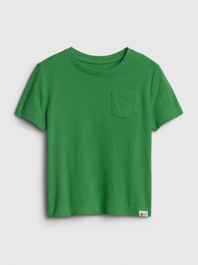 Camiseta Top-LUSH GREEN