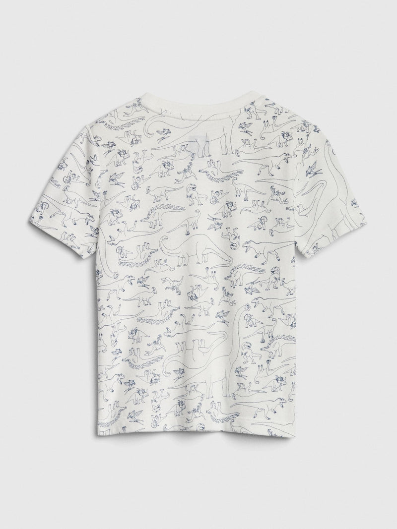 Camiseta Manga Corta New Off White