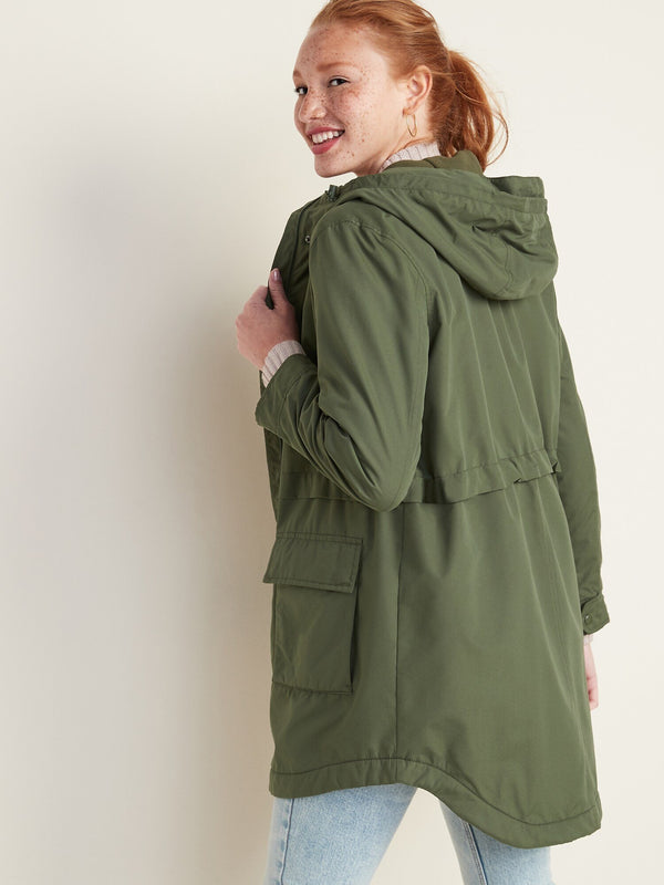 Jacket-Elemental Rain -MoLanding