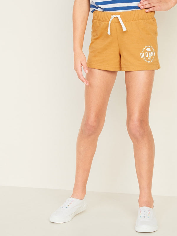 Shorts Fundie Short-Sunflower Gold