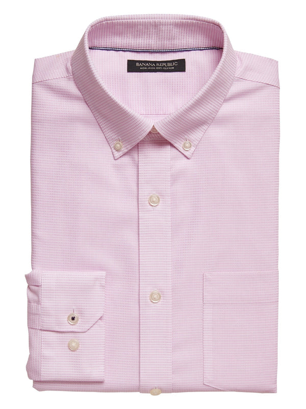 Camisa-Button Down Collar-Dahlia