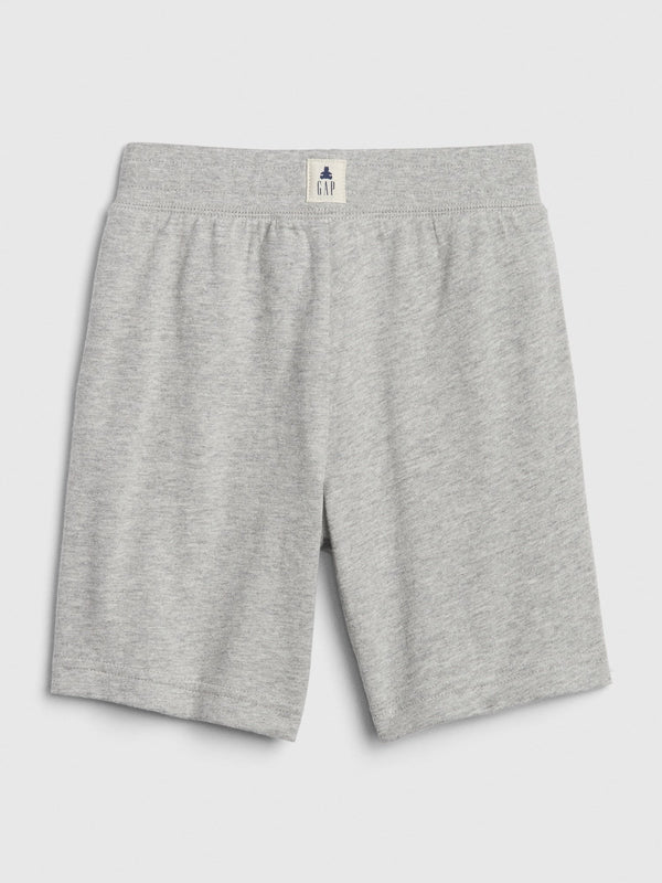 Shorts-LIGHT HEATHER GREY
