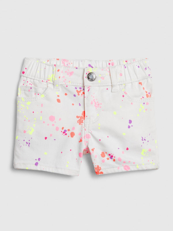 Shorts Paint Splatter 879