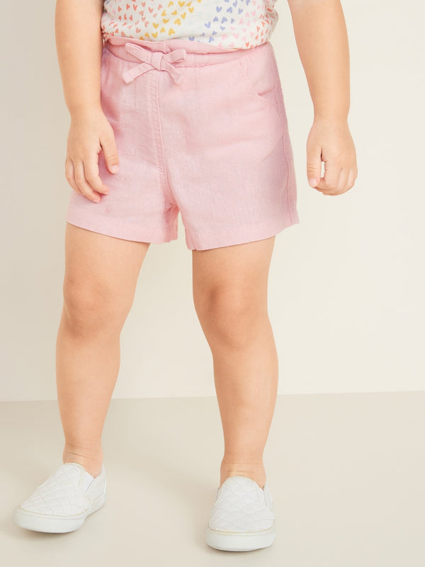 Shorts Ewaist -Blush Hue
