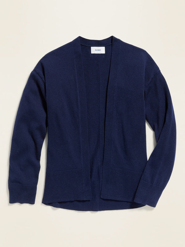 Sweater Of Easter Cardi-Lost At Sea Navy