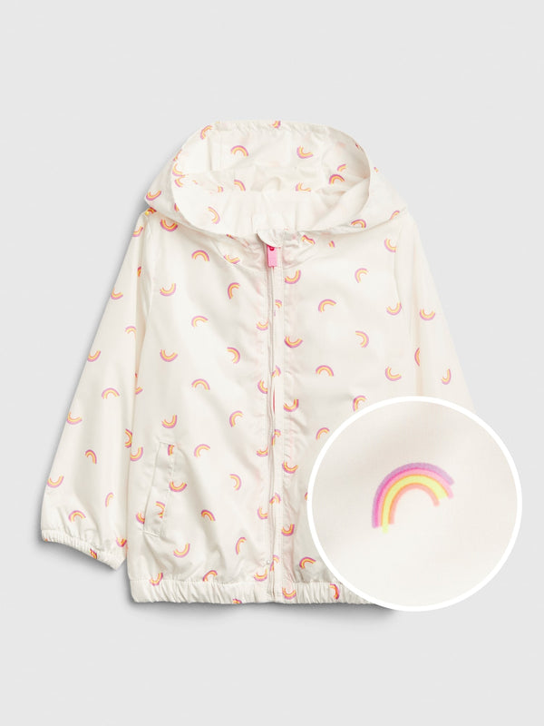 Jacket- Windbreaker-RAINBOWS