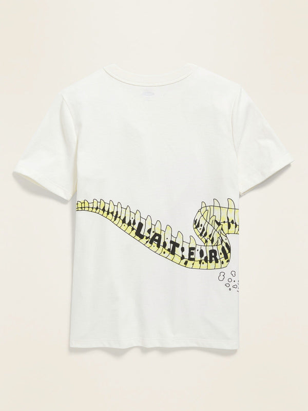 Camiseta Manga Corta - Elevated -Calla Lily