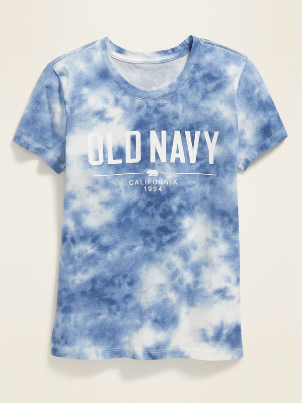 Camiseta Core -Cool Tie Dye