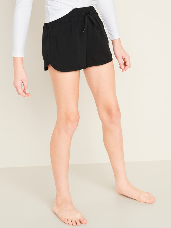 Swimwear Board Short-Black Jack