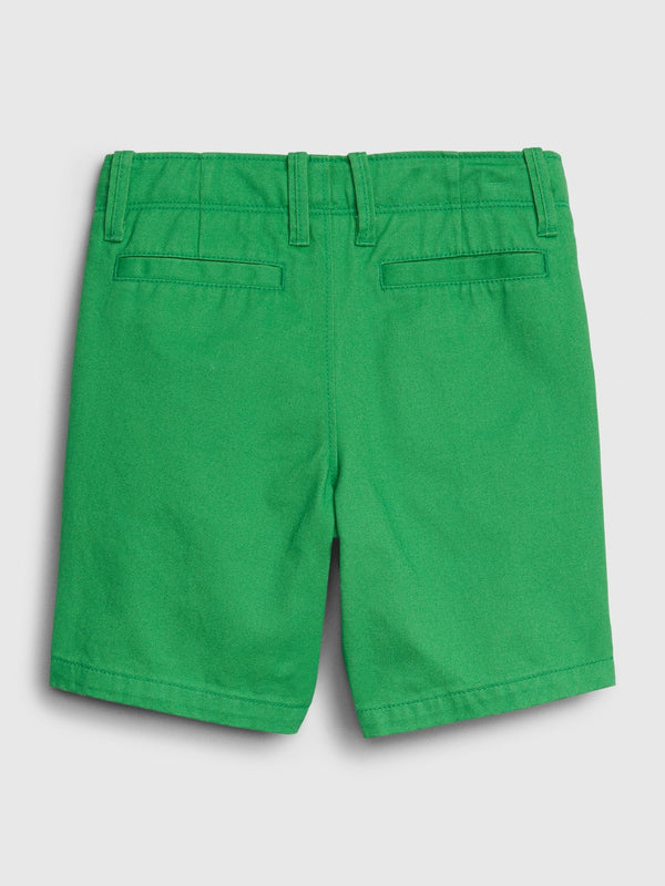 Shorts-Ff Chino -Lush Green