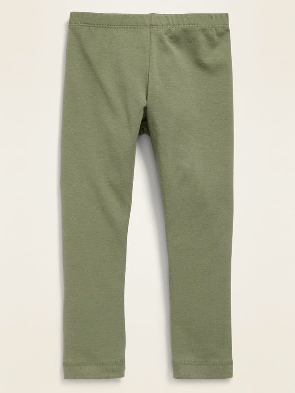 Pantalón Long Legging-Olive Through This