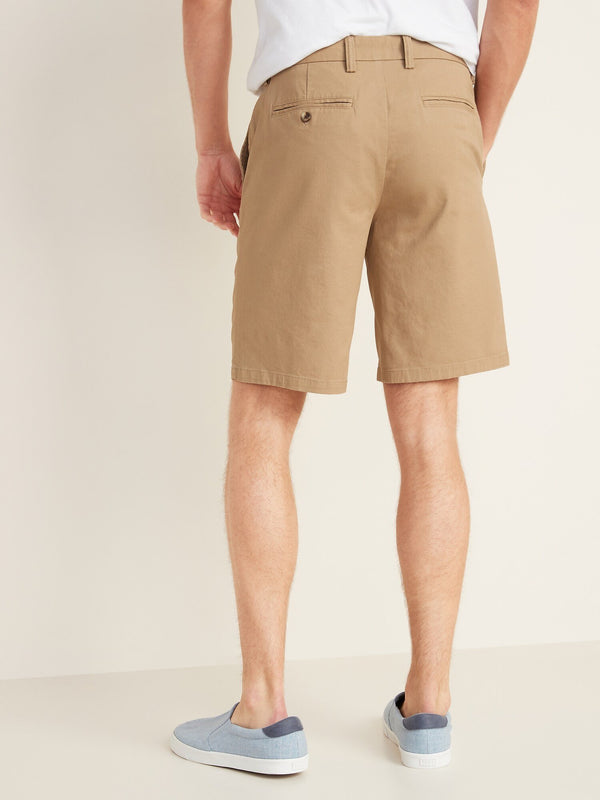 Shorts 10 Inch Slim Ultimate Short-Basswood Brown