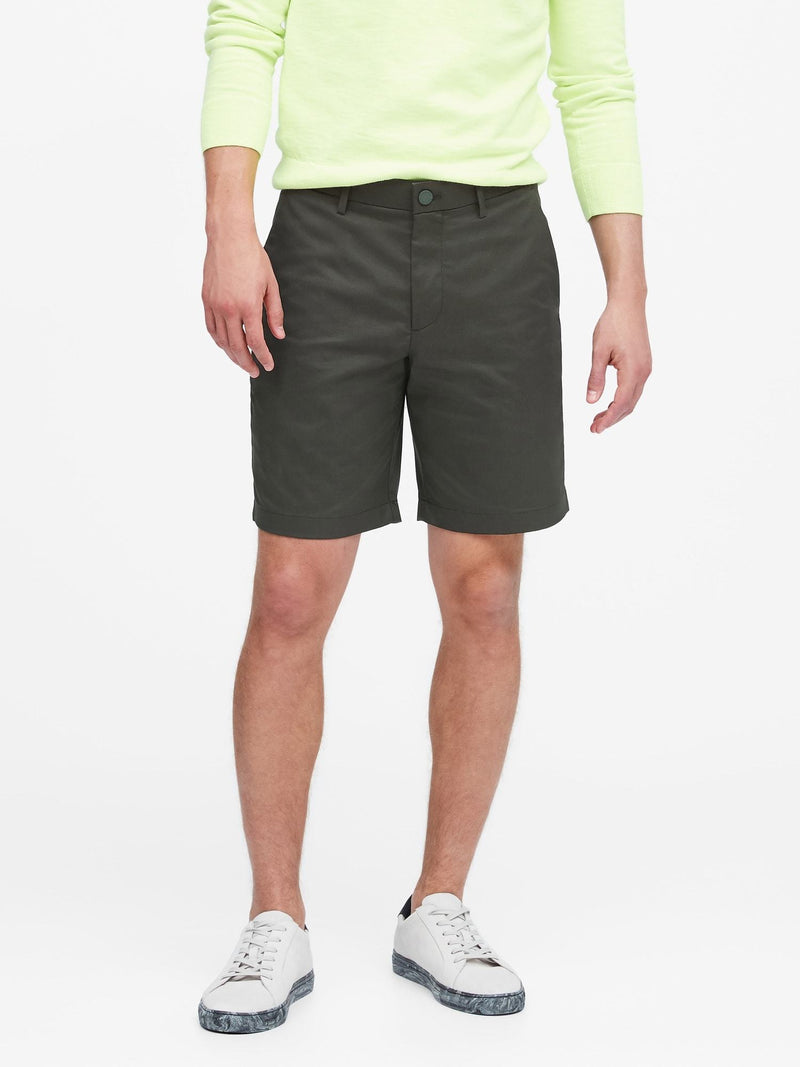 Shorts-Aiden 9 Core Temp -Forest Pine