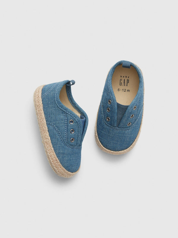Zapato Slip on-CHAMBRAY 042