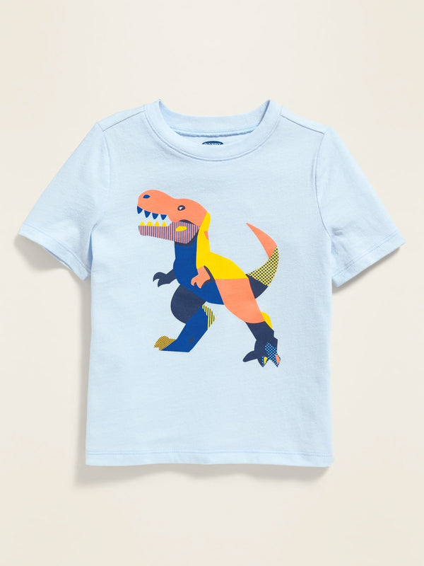Camiseta Graphic Short-Sleeve Tee For Toddler Boys - Just Chill